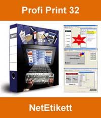 NetEtikett - Einplatzversion